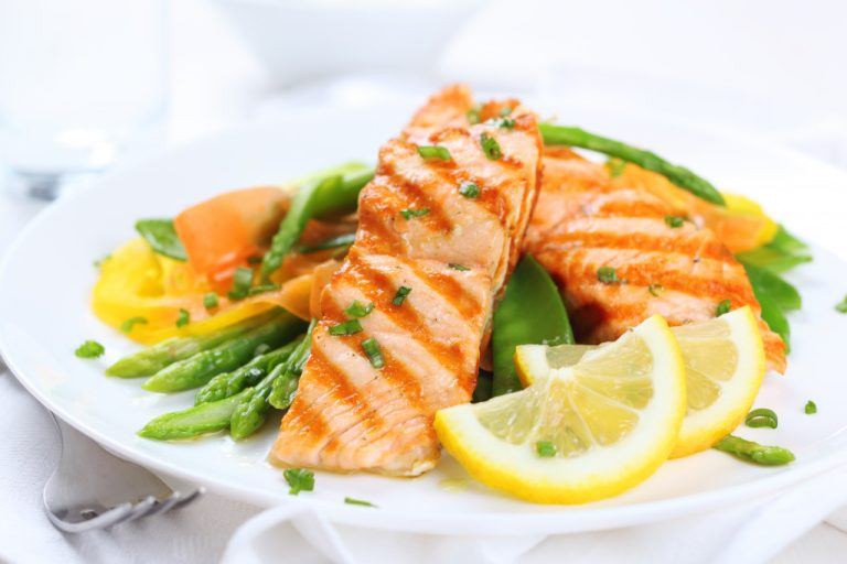 fatty fish food
